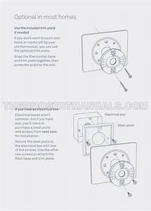Nest Thermostat E Installation Guide