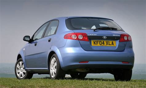 daewoo lacetti hatchback review   parkers