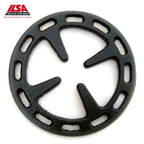 Kitchen Gadgets Made In Italy by Smart Kitchen Ilsa Gas Burner Plate Dia 12 Cm Adapter