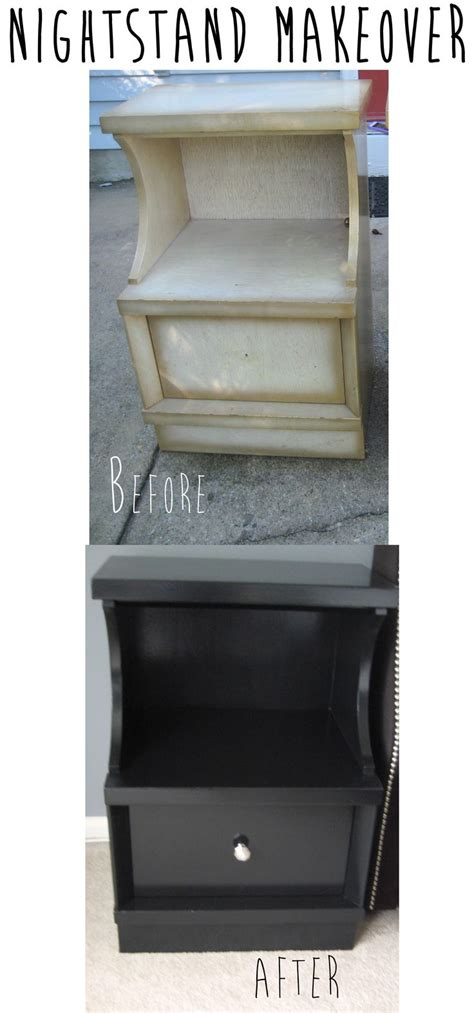 images  nightstand  table makeovers