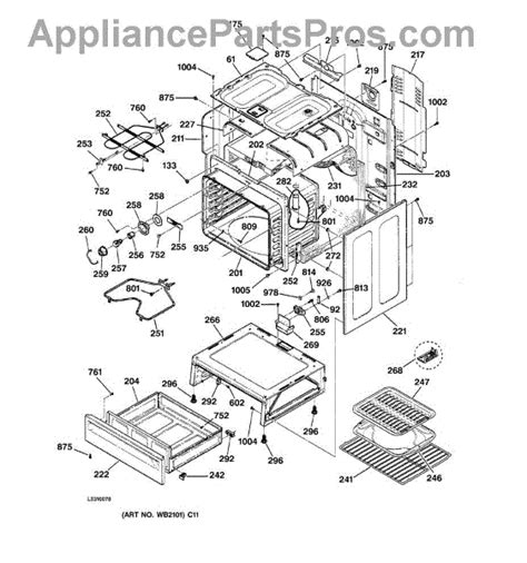 Wiring Diagram For Ge Oven Element by Ge Wb44t10010 Oven Bake Element Appliancepartspros