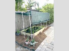 How To Build a Raised Vegetable Garden Bed H20Bungalow