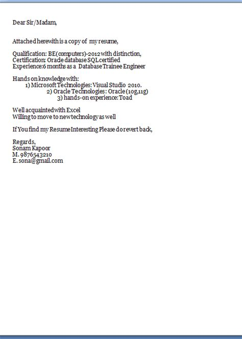 Proper Heading For Resume Cover Letter by Proper Cover Letter Format