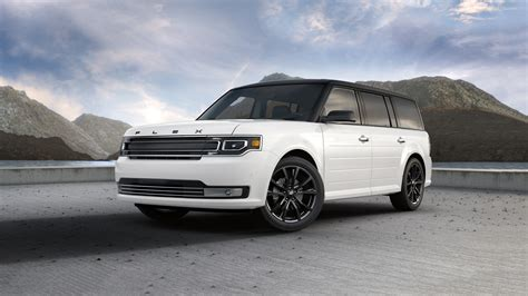 2018 Ford Flex Review & Ratings Edmunds