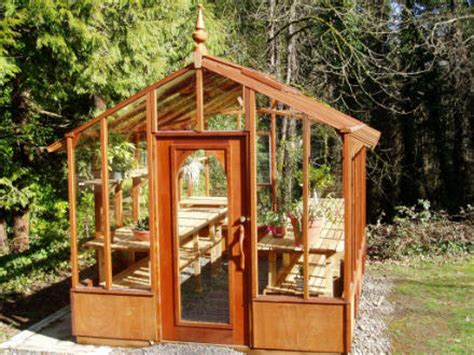 wood greenhouse plans diy   learn diy building shed