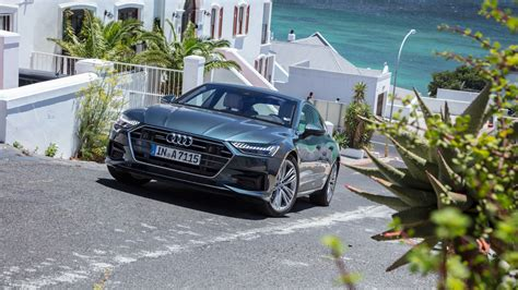 Audi A7 4k Wallpapers by 2018 Audi A7 Sportback 55 Tfsi Quattro S Line 4k Wallpaper