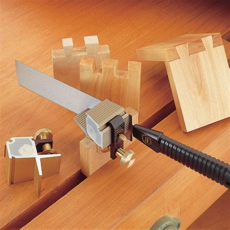 veritas dovetail hand  guides  woodworking tool cabinet woodworking woodworking