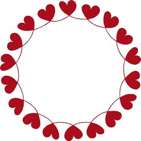 Free Heart Borders, Download Free Clip Art, Free Clip Art ...