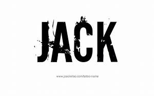 Jack Name Wallpaper
