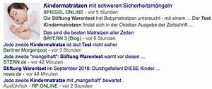 Prepaid Testsieger Stiftung Warentest 2018 : kindermatratzen test stiftung warentest kotest ~ Jslefanu.com Haus und Dekorationen
