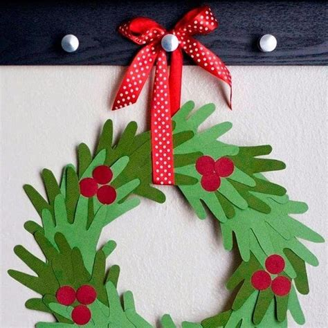 christmas crafts for children happy holidays