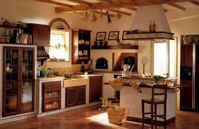 muebles  decoracion de interiores cocina rustica