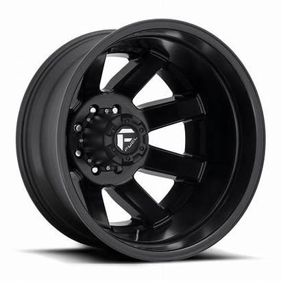 Dually Wheels Fuel Maverick D436 Rear Wheel