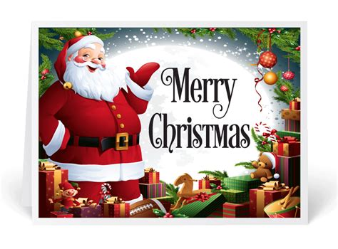 vintage traditional christmas card cartoon holiday christmas greeting cards