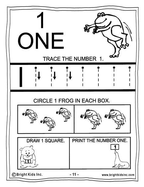 preschool math power workout free sample 364 | 1B PRESCHOOL MATH 2015 Binder2 Page 13