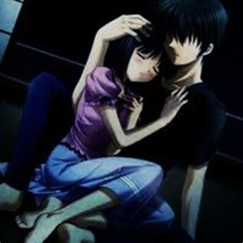 anime couple dark dark love couple pictures images photos photobucket