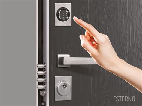 Porte Blindate Stark by Serratura Elettronica Porta Blindata Stark Sicurezza