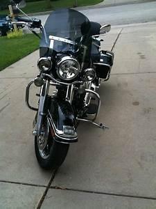 2006 Harley I Road King U00ae Police  Black