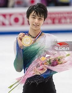 Yuzuru Hanyu - Ice Skates - Edea