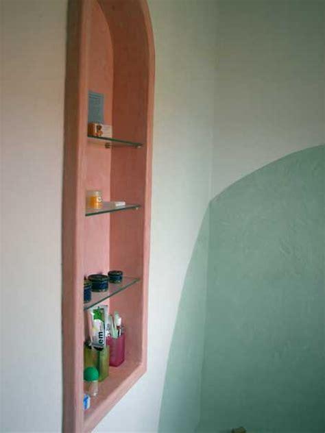 enduit a la chaux salle de bain peintre en decor languedoc roussillon cr 233 ation