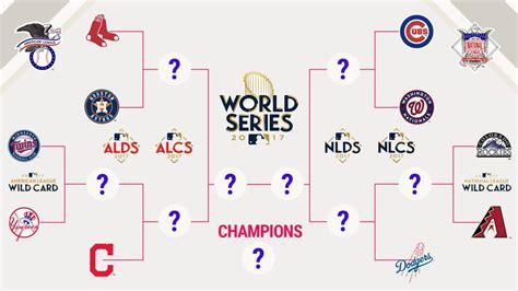 mlb playoffs odds predictions  win  world series