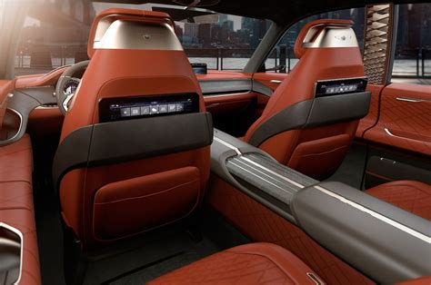 At its january launch, genesis said it would reach north american dealerships by summer. Genesis Luxury Brand Expands with GV80 SUV Concept - Motor ...