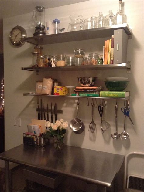 ikea ekby mossby grundtal shelving      kitchen remodel bungalow kitchen home kitchens