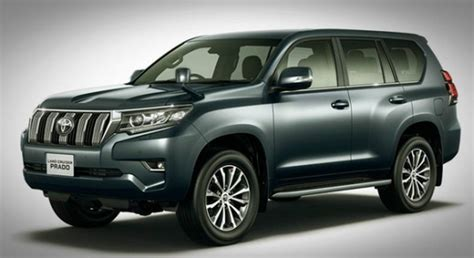toyota land cruiser prado review price release date
