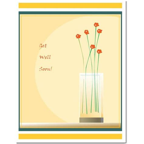 downloads simple template   greeting card