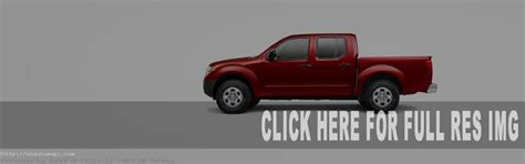 nissan frontier crew cab interior bed size