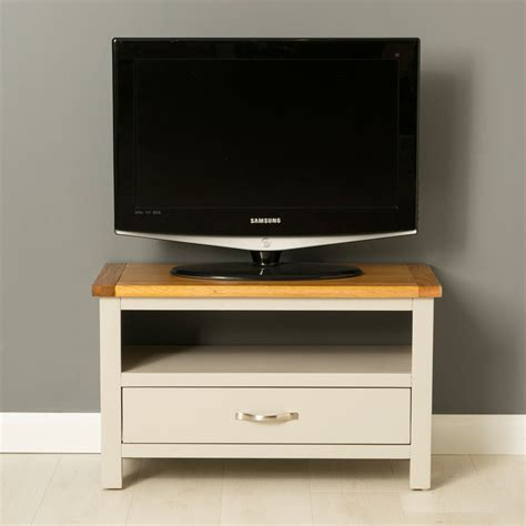 Tv Cabinet by Mullion Painted Small Tv Stand Small Oak Tv Unit