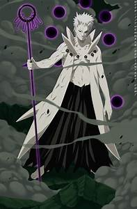 Obito Sage of the Six Paths by themnaxs on DeviantArt