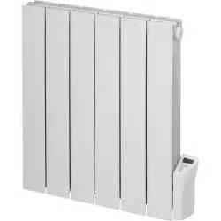 inertie seche ou fluide chambre radiateur électrique à inertie fluide deltacalor tiara 2