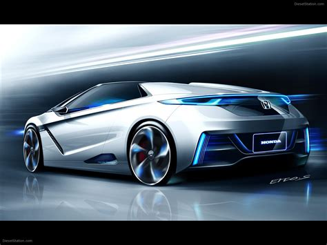 Honda Concept Cars by Concept Car Honda 2017 Ototrends Net