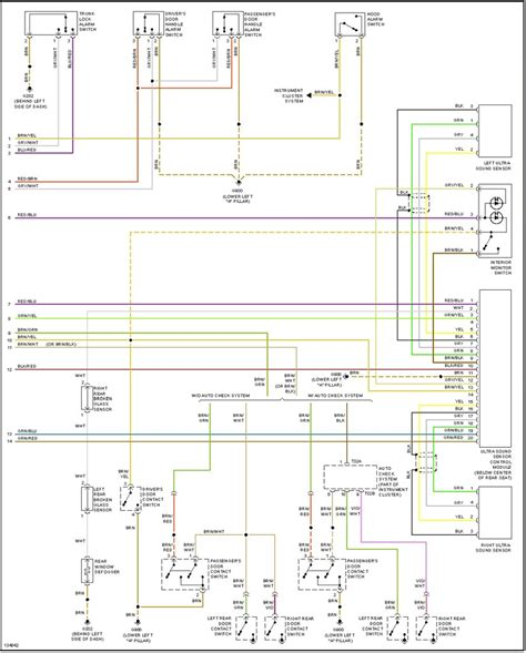 Passat Central Locking Wiring Diagram by Central Locking Wiring