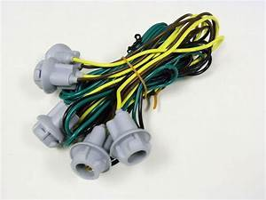 Universal Truck Suv Cab Roof Light Wiring Harness Kit