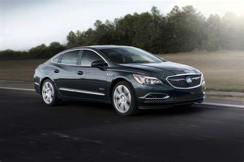 Buick Lacrosse Msrp by 2018 Buick Lacrosse Pricing For Sale Edmunds