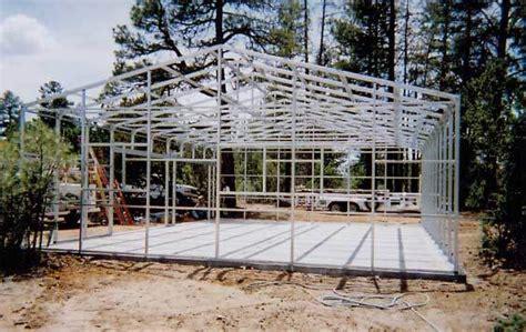 steel cabin kits kit homes steel frame system