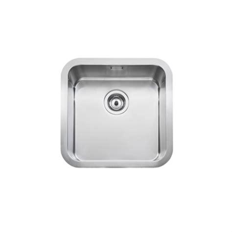 Berlin Single Bowl Kitchen Sink 460 (roca)  Free Bim