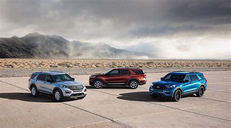 Ford Hybrid Explorer 2020 by 2020 Ford Explorer Hybrid Promises 500 Of Range