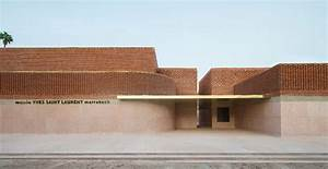 Musée Yves Saint Laurent : mus e yves saint laurent marrakech is wrapped in 39 woven ~ Melissatoandfro.com Idées de Décoration