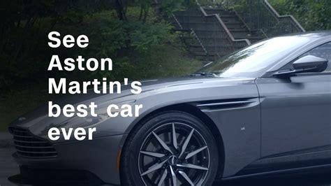 Aston Martin Unveils Tom Brady Edition