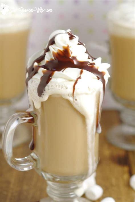 This coffee creamer is awesome! Homemade Marshmallow Coffee Creamer Recipe- A yummy, fun ...