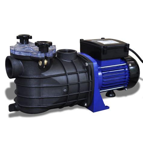 pompe pour piscine autoportee la boutique en ligne pompe de filtration 224 eau pour piscine 600 w vidaxl fr