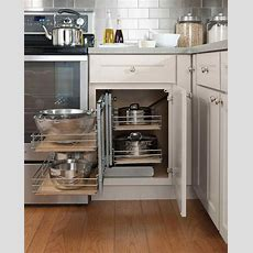 Kitchen Storage Ideas For The Chef Extraordinaire  Martha