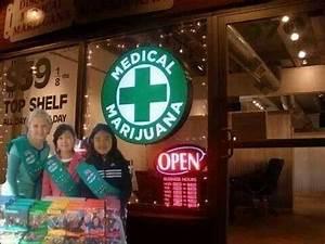 the medical marijuana clinic