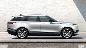 Range Rover Velar Indus Silver Metallic 2018
