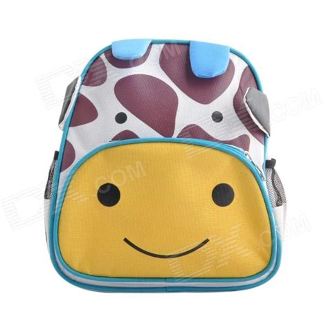 backpack giraffe bolsa girafa animal dos desenhos animados mochila escolar