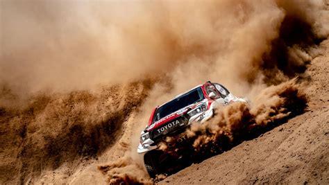El-Atija trešo reizi triumfē Dakaras rallijā, drāma motociklu klasē - Motoru sports ...