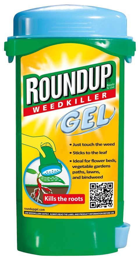 roundup gel ready   weed killer ml departments